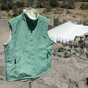 Westtek Outdoors reversible vest L EUC